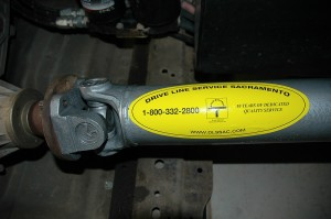 Driveline Service of Sacramento developed the precision Axi-Line balancing used by over 100 shops around the country.
