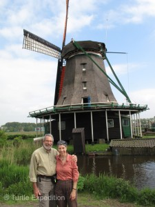 We did enjoy our brief stay in Holland but we anxiously awaited the arrival of The Turtle V.