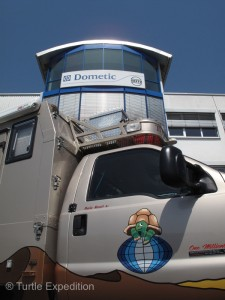 The Dometic Company has been an important product sponsor of The Turtle Expedition for many years.