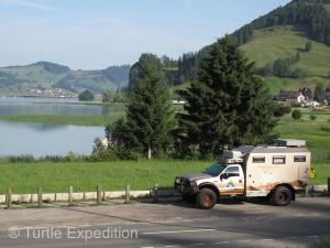 Switzerland #4 008