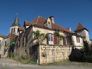 The Commanderie is one of the oldest buildings in Espédaillac.