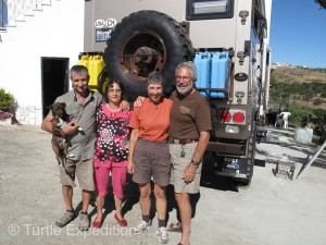 Avelino and Gracinda were gracious hosts, giving us a special opportunity to spend some time with a Portuguese family.