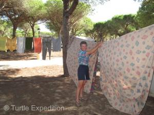 Donana Campground 08