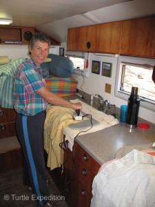 Donana Campground 09