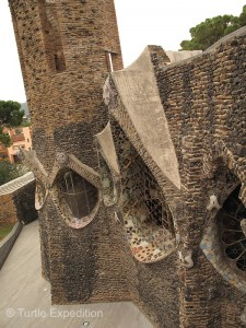 Colonia Guell 12 225x300 Colónia Güell, Cataluña, Spain 10/13