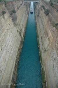Corinth Canal Blog 0009