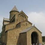 Many weddings were held at the Svetitskhoveli Cathedral in Mtskheta the Sunday we visited.