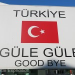 Goodbye Turkey! We will come back again to this friendly country.