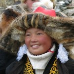 Ashol-Pan was the sensation of the event. She was only 13 years old and the first female to ever compete.