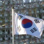 This is the South Korean flag.