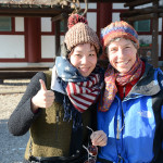 We found the Korean people uniformly polite, friendly and pro American and Swiss. They were amazed that we had come all the way from California in our own vehicle. At this point, we were too!