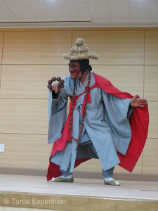 Jung, the fallen monk is one of the characters in this 12th century play.