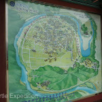 The village is surrounded by the River Nakdong, making it an ideal place to live. Some say it resembles a lotus flower.