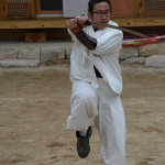 Nam Hee-Jong was a master in the sword discipline.