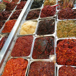 Lots of interesting spices if you wanted to concoct your own kimchi.