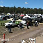Hundreds of exhibitors and overland travelers attended the 7th annual Overland Expo at the Mormon Lake Lodge near Flagstaff, Arizona.