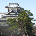 In the 16th century, the Kanazawa Castle was home to a regional lord called Daimyo. Since then it has been reconstructed and burnt down several times, the latest in 1881.