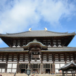 The Todai-ji Temple (Eastern Great Temple) in Nara with its Daibutsuden Hall (Great Buddha Hall) is the world's largest wooden building. It also serves as the Japanese headquarters of the Kegon school of Buddhism.