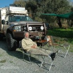 Camp Sisi was the perfect place to get off the road for a few days and enjoy the early Spring weather of Crete.