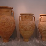 Amphorae were used in vast numbers for the transport and storage of various products, both liquid and dry, but mostly for wine.