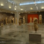 The many displays at the Heraklion archaeological and historical museum clearly demonstrated the amazing art created by Minoan, Greek and Roman cultures that flourished for centuries.