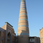 The minarets along the Silk Road were awe inspring. Some have stood for 1,000 years.
