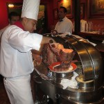 All Prime Rib is carved at the table to your specifications.