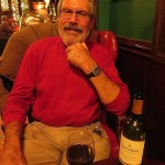 While we waited for our table we enjoyed the wine and the atmosphere of this 69-year old establishment, the famous House of Prime Rib on Van Ness Ave.