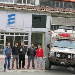 When an important component of our expedition truck had problems, it was great to find that Espar Products, Inc. had service centers all over Europe.