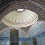 Throughout the palace every room seemed to have new and more beautiful dome.