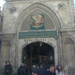 Gate Number 1 is just the first of at least seven entry points into the Grand Bazaar.
