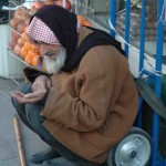 We saw very few beggars throughout the Grand Bazaar area.