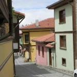 Old Town Eskişehir radiated its charm around every corner.