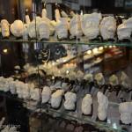 "The meerschaum museum in Eskişehir had some beautiful examples of carving the interesting ""sea foam""."