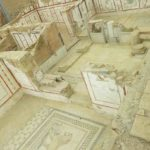 The Terrace Houses at Ephesus showed how the wealthy lived during the Roman period.
