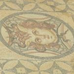 Here is another fine example of an exquisite mosaic floor.