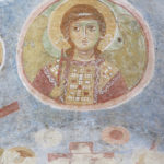 In the 11th century, Empress Zoe and her husband, emperor Constantine IXth Monomachus, commissioned the restoration of St. Nicholas church in Myra.
