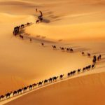 Photo Source: Silk Road Caravans website: www.factsanddetails.com