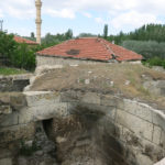 Water cisterns were critical to the existence of caravanserais and the surrounding villages.
