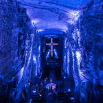 The Salt Cathedral of Zipaquirá in Columbia. Photo source: britchampost.wordpress.com
