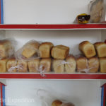 Russian style bread will make good sandwiches on the road.