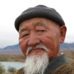 Kyrgyz elders are held in high esteem.