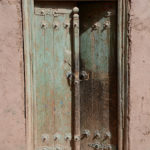 These antique doors in Old Kashgar caught our eye.