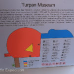 The new Turpan Museum had over 7,000 exhibits.