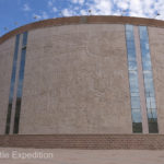 The new Turpan Museum.
