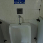 We guess urinals were a new idea for Chinese tourists.