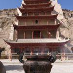 The Mogao Caves contain 492 cells and cave sanctuaries. They represent the greatest achievement of Buddhist art from the 4th to the 14th century – 1,000 years!
