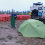 The onion field camp was a memorable one.