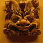 Fierce masks were interesting but there was no reason why they were made.