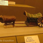 Ox and cart, Tang Dynasty